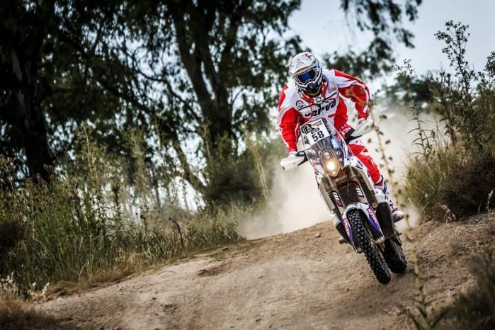 ORLENTeam Prolog Kuba Piatek Dakar 2016