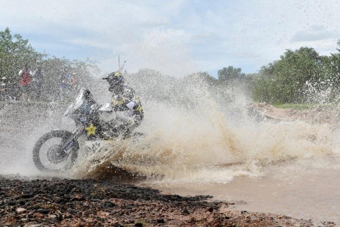 Renet Pelet Husqa Dakar 2016