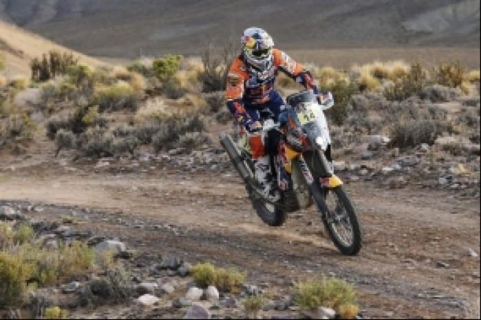 etap 4 ktm racing