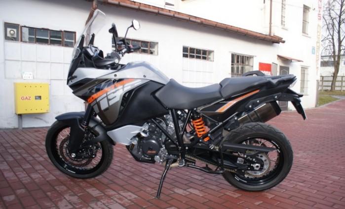 KTM 1190 Adventure na sprzedaz