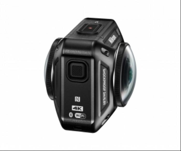 nikon keymission360 kamera