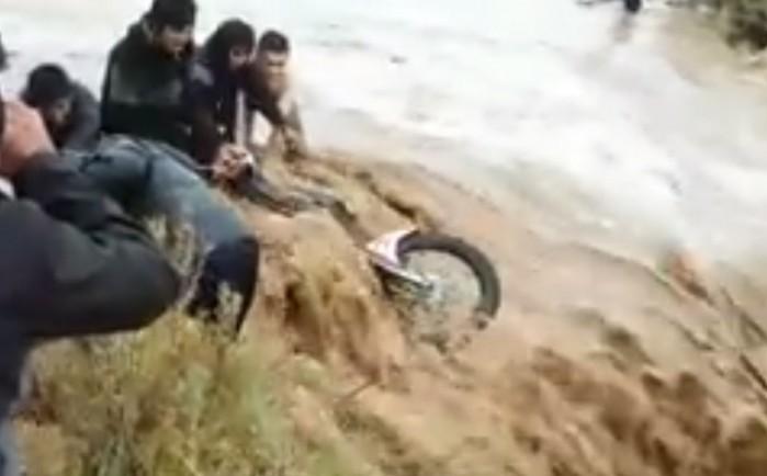 ratowanie motocykla Kuby Piatka