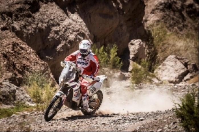 ORLENTeam Etap11 Kuba Piatek Dakar 2016