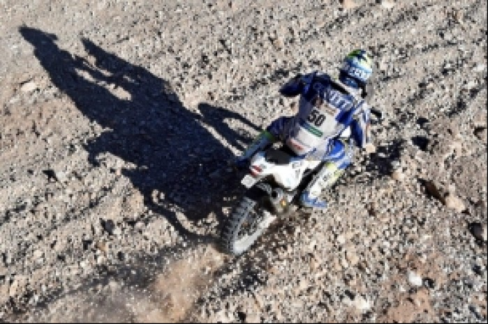 cerutti husqvarna Dakar 2016