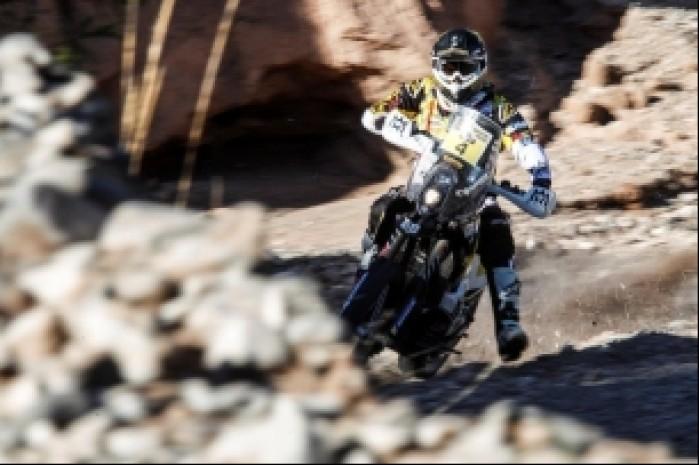 quintanilla husqvarna Dakar 2016