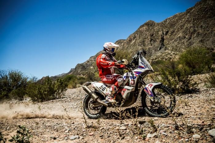 ORLENTeam Etap12 Kuba Piatek Dakar 2016