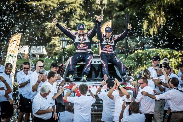 ORLENTeam Etap13 Adam Malysz Dakar 2016