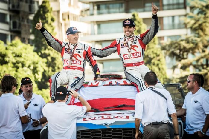ORLENTeam Etap13 Kuba Przygonski Dakar 2016