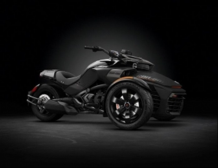 2016 Spyder F3 S Special Series