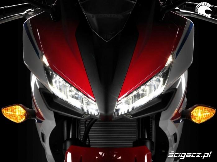 Honda CBR500R Supersports 16YM Studio 020