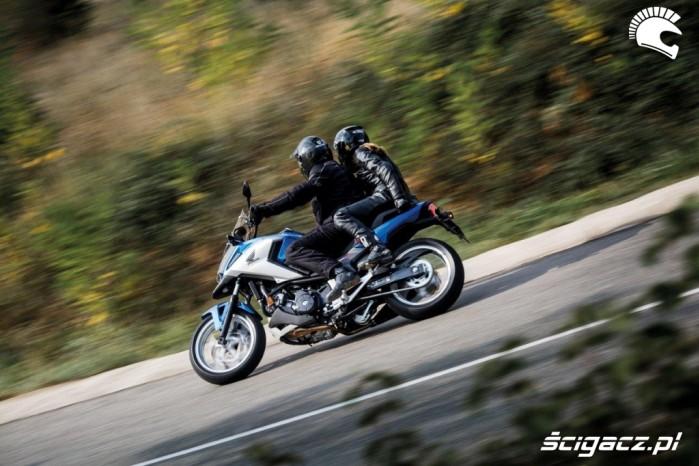 Honda NC750X Adventure 16YM Dynamic 006