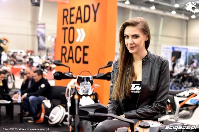 Ready to Race Ogolnopolska Wystawa Motocykli i Skuterow 2015