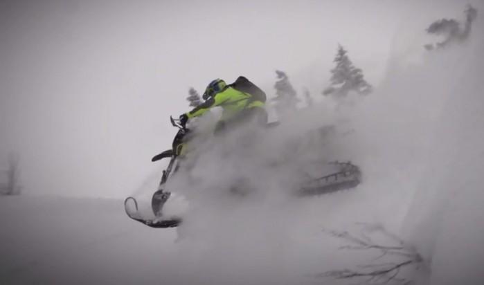 skuter sniezny