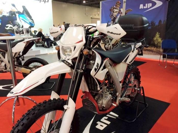 AJP wystawa motocykli Moto Expo 2016