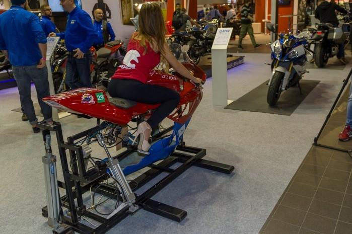 CSS wystawa motocykli Moto Expo 2016