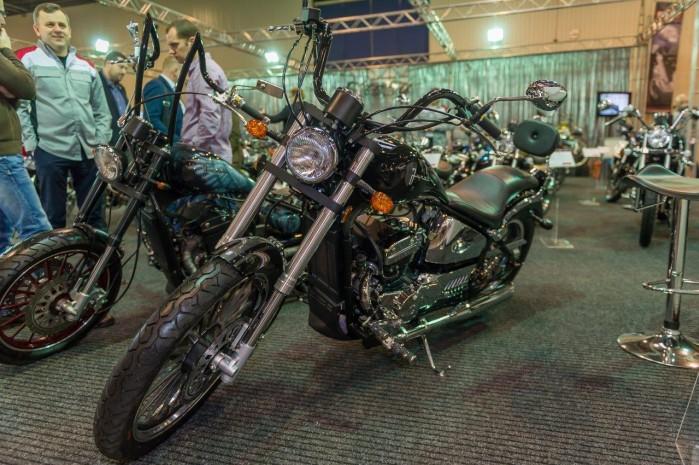 Junak wystawa motocykli Moto Expo 2016