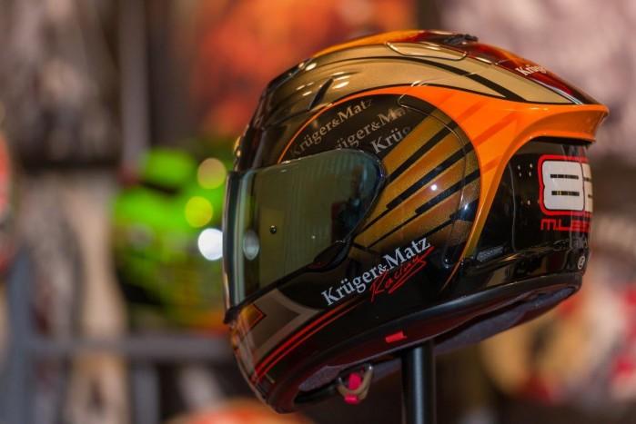 Kaski wystawa motocykli Moto Expo 2016