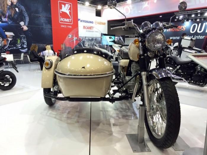 Romet wystawa motocykli Moto Expo 2016