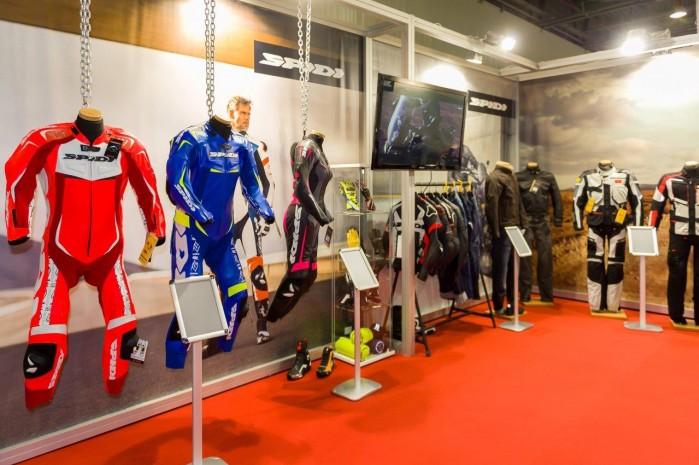 Spidi wystawa motocykli Moto Expo 2016