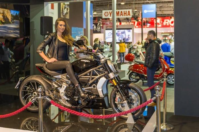 XDiavel wystawa motocykli Moto Expo 2016