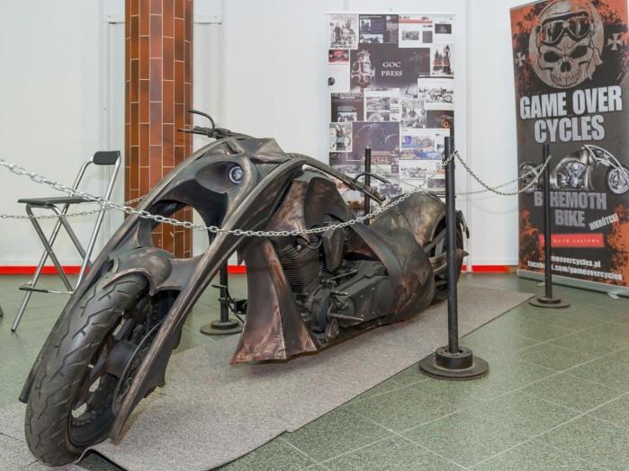 wystawa motocykli Moto Expo 2016
