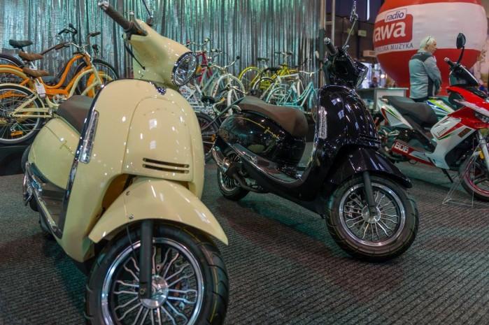 wystawa motocykli Moto Expo 2016 Junak