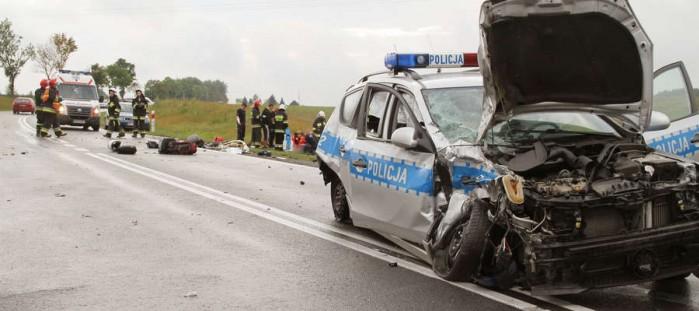 Wypadek Gietrzwald