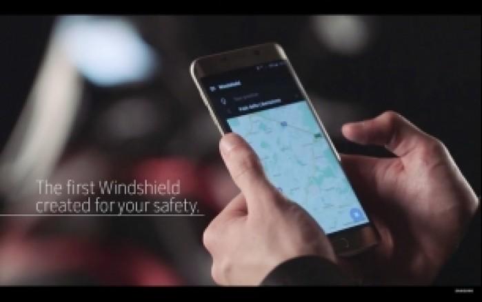samsung smart windshield