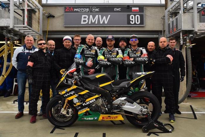 LRP Poland Box team