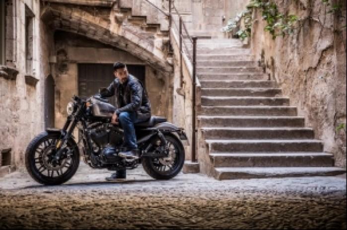 Harley Davidson Roadster 1200 klimat