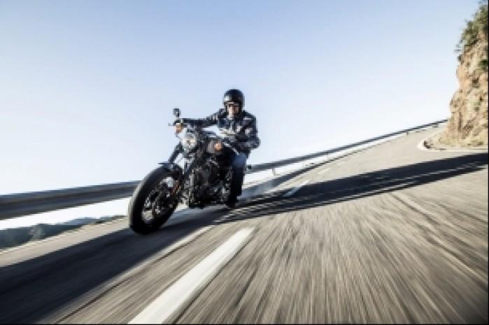 zakrety Harley Davidson Roadster 1200
