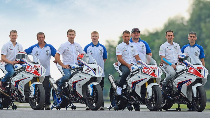 team bmw sikora