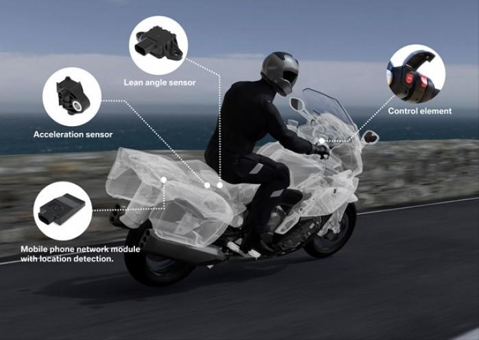 System bezpieczenstwa BMW