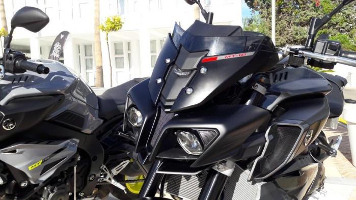 Czacha Yamaha MT10 2016