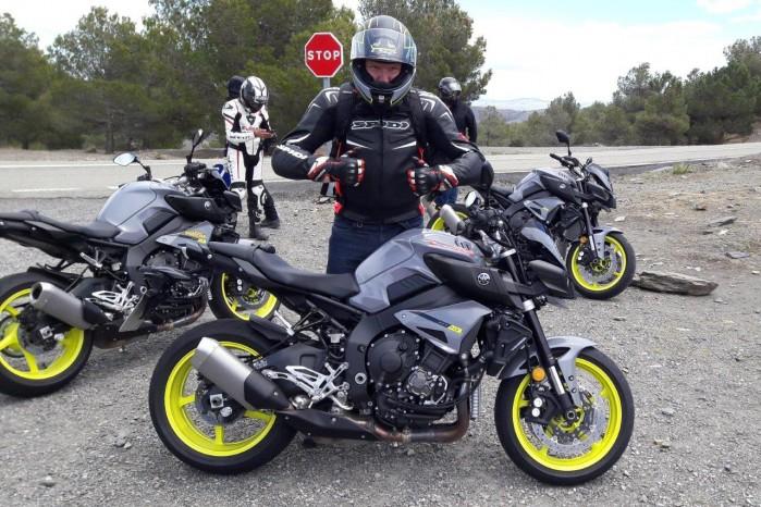 Wrazenia Yamaha MT10 2016