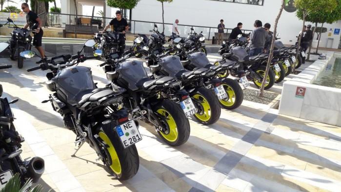 Yamaha MT10 2016 prezetnacja