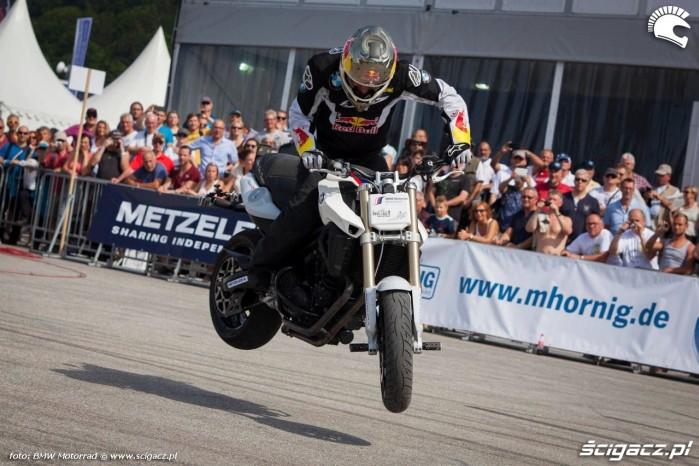 Chris Pfeiffer BMW Motorrad Days Garmisch Partenkirchen