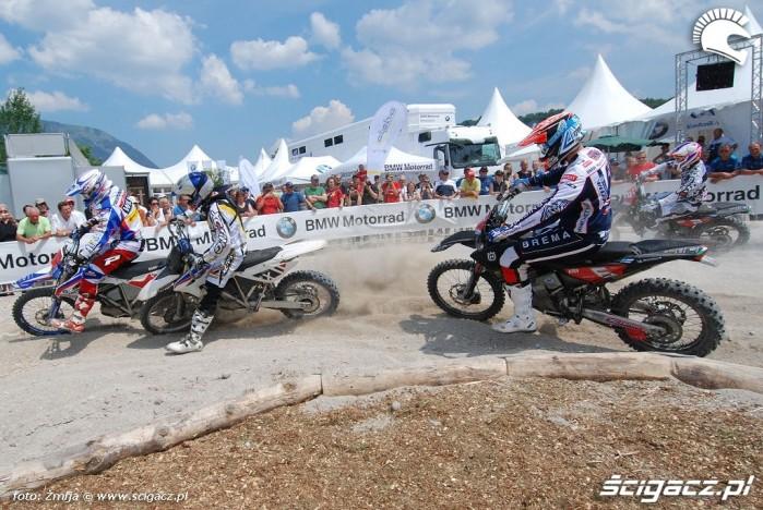 Offroad race BMW Motorrad Days