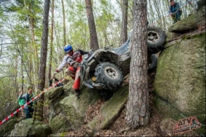 skaly corrida ATV Polska