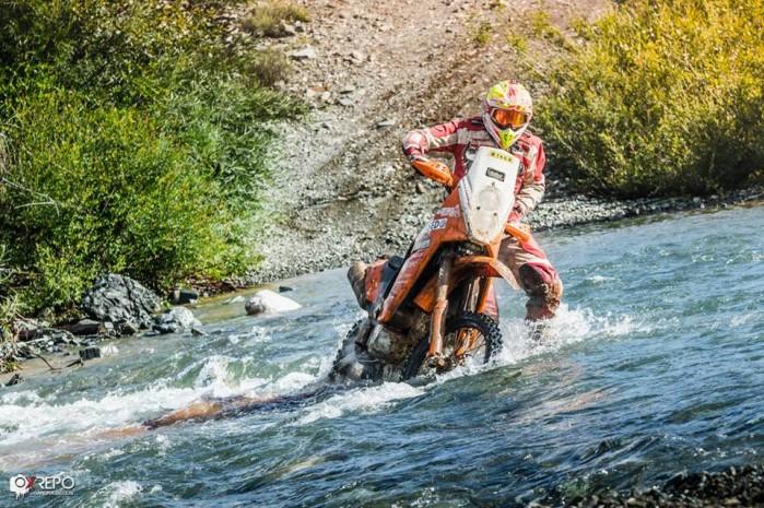 albania rzeka rajd enduro