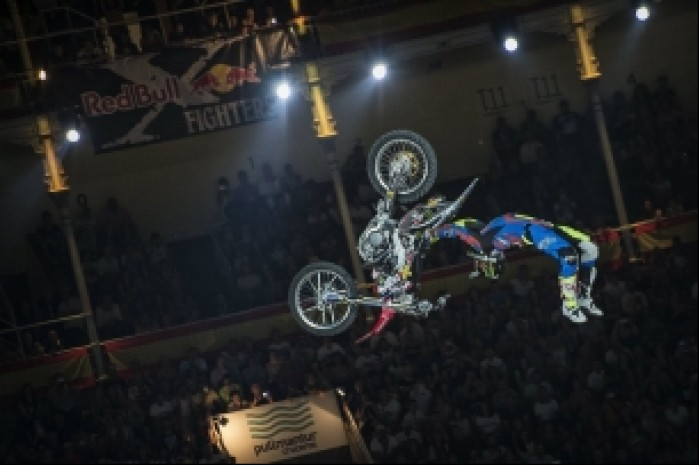 josh sheenan x fighters 2016
