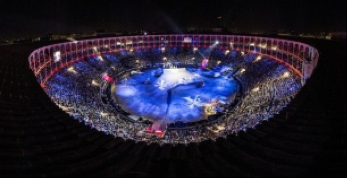 madryt arena x fighters 2016