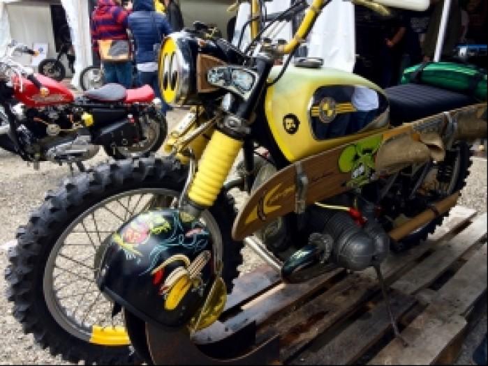 bmw motorrad days 2016 custom