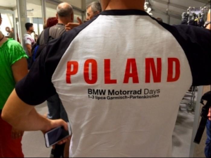 bmw motorrad days 2016 polska