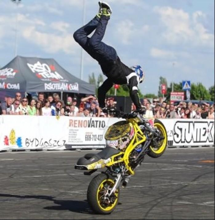 Stunt GP 2016 Bydgoszcz