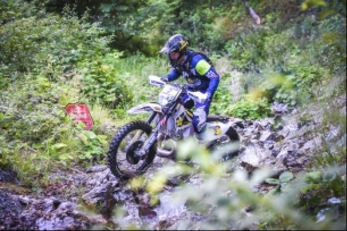Red Bull Romaniacs 2016 Jarvis