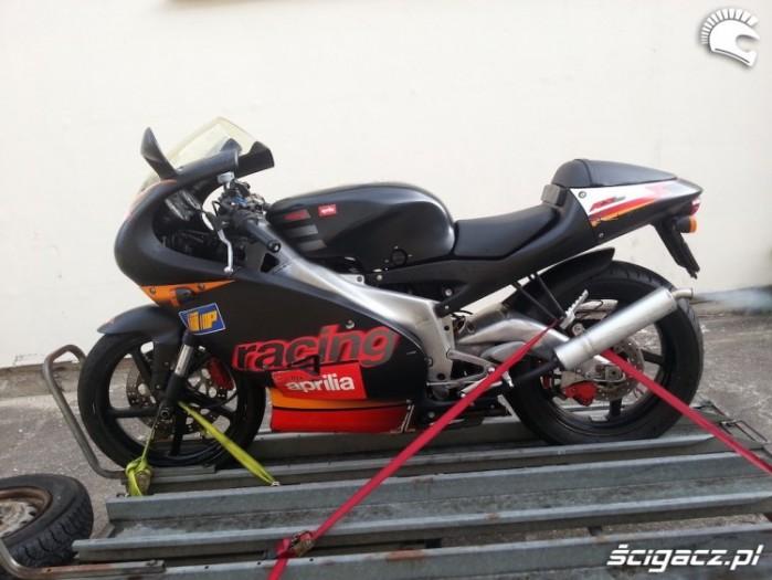 aprilia rs 125 moto3 open polska