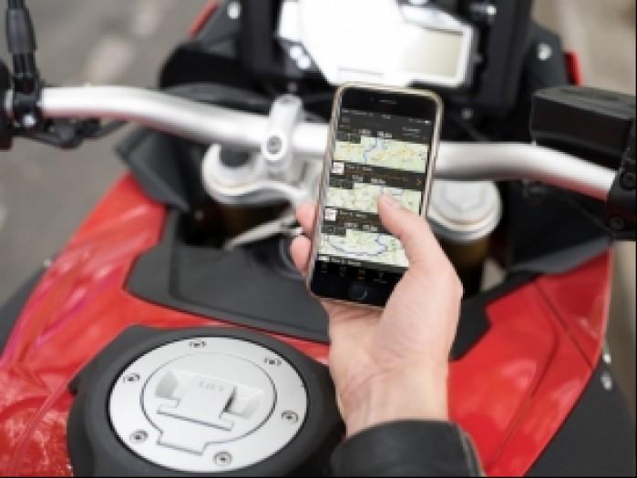 bmw rever app motocykle