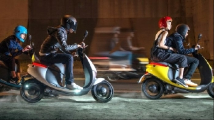 elektryczny skuter berlin