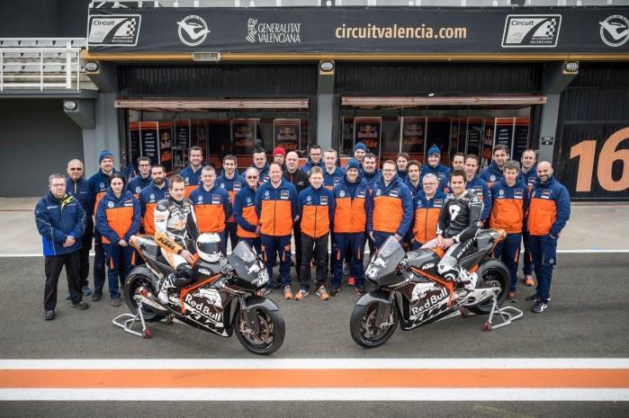 KTM RC16 2016 Team